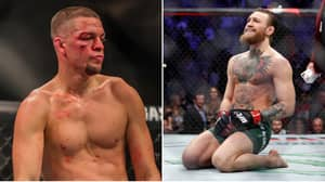 Nate Diaz Reacts To Conor McGregor's Retirement With Cryptic Tweet Then Deletes