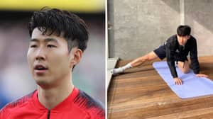 The Details Of Son Heung-Min's Intense Military Training Emerge