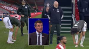 The Bizarre Reason Edinson Cavani's Introduction For Manchester United Was Delayed