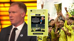 Paul Scholes Blasts His Critics As 'Bell***s' In X-Rated Instagram Rant