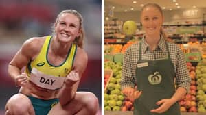 Aussie Olympian Scores Massive Sponsorship Deal After Working At Woolworths To Get To Tokyo