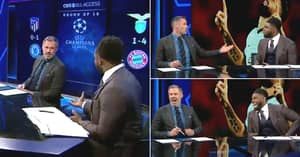 Jamie Carragher Destroys Micah Richards With Vincent Kompany Comparison