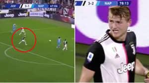 Matthijs de Ligt Had A Horror Show On His Juventus Debut