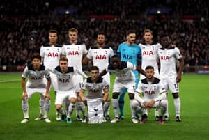 Tottenham Hotspurs Star Tempted By Chinese Super League