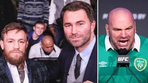 Eddie Hearn's Emphatic Response When Asked If He Would Work With Conor McGregor