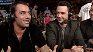 Joe Rogan Made His UFC Commentary Debut 18 Years Ago