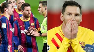 Barcelona Superstar Lionel Messi 'Needs To Look After Himself And No-One Else'