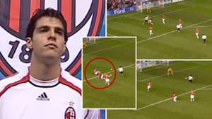 Kaka's Incredible Highlights Vs Manchester United Show He Was Unstoppable In His Peak