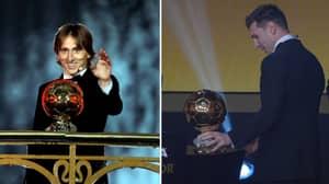 Luka Modric Will Present The Golden Ball To The Ballon d'Or Winner Tonight