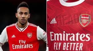 Arsenal's 2020/21 Home Kit Leaked Online