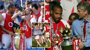 Invincibles Star Says They Would Win The Champions League And Premier League In Modern Era