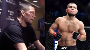Nate Diaz's Damning Response When Asked If He Wants To Fight Khabib Nurmagomedov