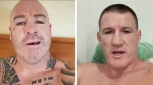 Paul Gallen And Lucas Browne Trade Words Ahead Of Proposed Boxing Bout