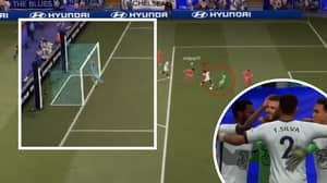 Incredible FIFA 21 Glitch Sees Goalkeeper Score From Own Box With A Save
