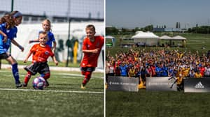 807 Players Break World Record For Longest Football Match