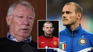 Sir Alex Ferguson Finally Reveals How Close Man Utd Were To Signing Wesley Sneijder, We've Waited Years