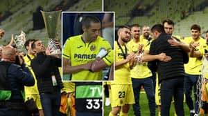 Villarreal's Legendary Former Captain Bruno Soriano Finally Got To Lift A Trophy