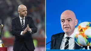 FIFA Chief Gianni Infantino Plans Changes To Football Calendar After Coronavirus