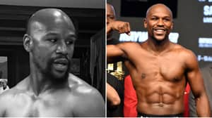 Floyd Mayweather Shows Off Incredible Physique, Three Years On From Conor McGregor Fight