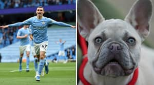 Phil Foden's Amazing Name For His Pet Dog Revealed