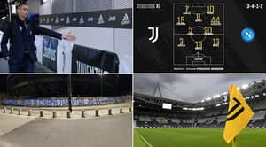 "Juventus ""To Win Serie A Game 3-0"" Because Napoli Did Not Turn Up"