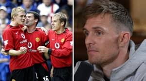 Darren Fletcher Recalls The Ultimate Compliment Roy Keane Gave Him For A Memorable Performance
