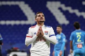 Arsenal And Spurs In Transfer War Over Lyon Midfielder Houssem Aouar