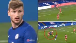 Highlights Of Timo Werner's 'Complete Centre Forward Performance' Vs Atletico Are Incredible