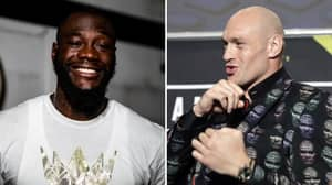 Tyson Fury And Deontay Wilder Have Both Named Their Toughest Opponents To Date