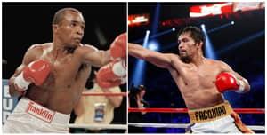 Mythical Match-Up: Sugar Ray Leonard Vs. Manny Pacquiao