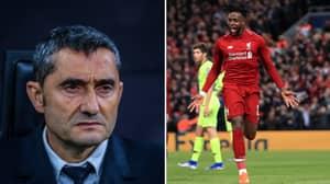 Liverpool Fans Think The Divock Origi Curse Is To Blame For Ernesto Valverde's Sacking