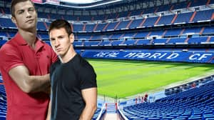 Cristiano Ronaldo And Lionel Messi Will Sit Together To Watch Copa Libertadores Final