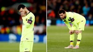 Lionel Messi Was Involved In An Altercation With Barcelona Fans Following Loss