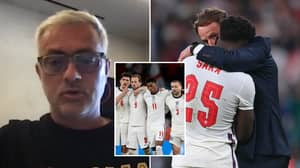 Jose Mourinho Claims England Player 'Refused To Take A Penalty' And Was Left OUT Of Euro 2020 Squad