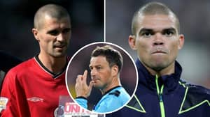 Mark Clattenburg Names The Five Most Annoying Players He Officiated In Football