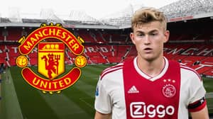 Manchester United Are The Only Club To Make An Offer For De Ligt And He's Snubbed Them