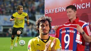 Borussia Dortmund Will No Longer Sell Players To Rivals Bayern Munich