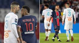 Lip Reading Experts Reveal What Álvaro González Said To Neymar