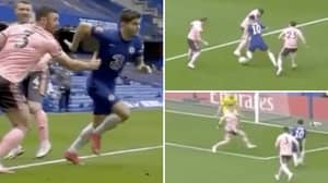 Billy Gilmour's Incredible Reaction To Christian Pulisic's Skill Vs Sheffield United Spotted By Chelsea Fans