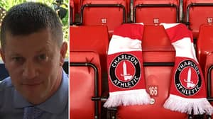 Charlton Athletic Pay Tribute To Heroic Policeman Keith Palmer