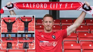 Non-League Salford City Are Doing A Madness In This Transfer Window