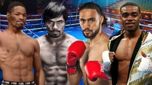 Manny Pacquiao Set To Fight Keith Thurman For 'Super' World Welterweight Title