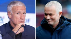 Jose Mourinho Claims Didier Deschamps Made 'Mistake' In France's Euro 2020 Defeat To Switzerland