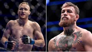 Conor McGregor Responds To Justin Gaethje Turning Down Khabib's Advice To Fight 'The Notorious'
