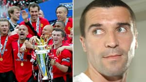 """Roy Keane's Former Teammate Says He Wanted To """"Hurt"""" Him During Matches"""