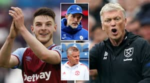 Declan Rice Unhappy With Price Tag West Ham Gave Him, Makes Shocking Decision On His Future