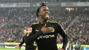 Everyone Was Impressed With Michy Batshuayi's Borussia Dortmund Debut