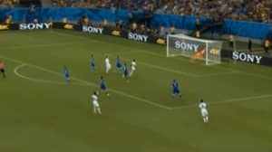 Raheem Sterling 100% Definitely Scored Last Time England Played Italy In A Major Tournament