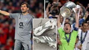 Iker Casillas Returns To Porto Training Sixth Months After Heart Attack