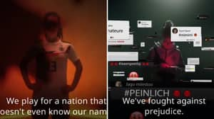 Germany Women's Team Release Brilliant Video Ahead Of World Cup